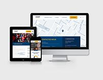 Fondation CHUM - website