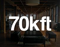 70kft - Brand Identity