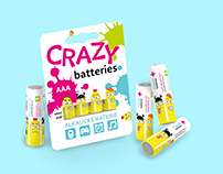 crazy batteries