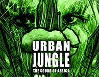 URBAN JUNGLE The Sounf Of Africa