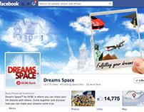 OCBC Bank DreamSpace - Social Media Platform