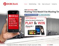 OCBC Mobile Banking Digital Platform
