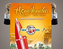 Aqualandia - poster