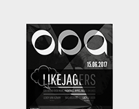 O.P.A - Lecture event Design - Likejagers
