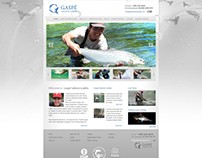 gaspesalmonguides.com Web Site Development