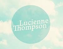 Luciennethesky - Branding & Identity
