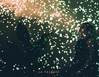 Album artwork for Montreal songwriter La Valérie / 2015