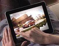 Volvo S60 Ipad-Iphone app