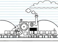 Panorama Doodle
