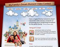 OCBC Family Dreams - Facebook Promotion