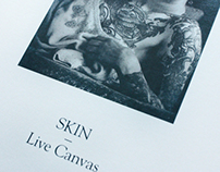SKIN - Live Canvas