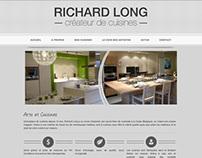 Richard Long Website