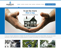 Alan Jones - Real Estate - Agence Immobilière Website