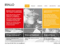 Brallo Oy // Brand identity