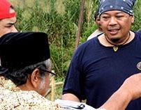Behind The Scene: Usin, Mon & Jin Pakai Toncet.