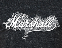 Marshall shirt design proposals