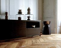 CGI | Italian Vintage Interior