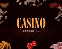 Direção de Arte - Casino