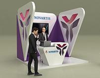 Novartis _ Cosentyx Booth