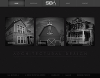 SBA Studios - Website
