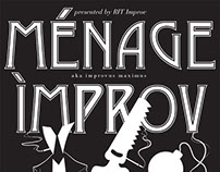 Improv Posters 2011–2012