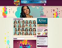 Turner HTV | Chica HTV 2012