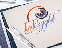 InPsyght Therapy Centre Branding