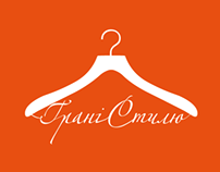 Corporate Identity of women's clothing store