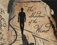 The Shadow of the Wind Book Cover Redesign