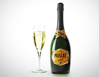 Render for  Muscat Champagne