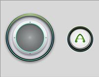Joystick UI - Smartphone Game