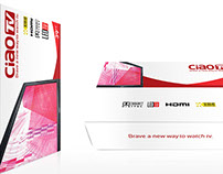 Ciao 4KTV pack