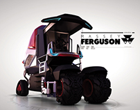 Massey Ferguson Animation