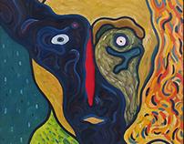 Paintings - series one