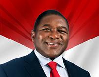 Frelimo - Nyusi - Presidential Election Campaign 2019