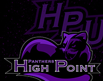 High Point University Panther