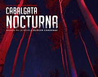 La Cabalgata Nocturna - Poster