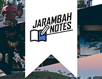 Hackathon (Jarambah Notes)
