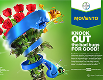 Bayer Movento - Product Campaign