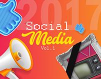 Social Media 2017 | Vol.1