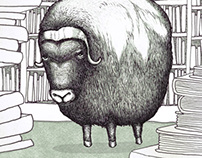 Ox in a Library