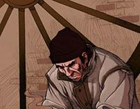 The Fourth Wheel comic book
