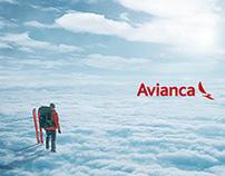 AVIANCA // Sky Is The Limit
