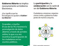 Folleto Gobierno Abierto Provincia de Córdoba
