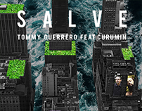 Cover Single - Salve - Tommy Guerrero feat Curumin