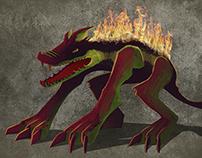 Beast in Fire
