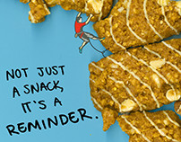 Not Just A Snack, It's a Reminder