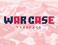 """WARCASE EN/RU. Шрифт """"Повод для битвы""""."""
