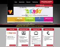 VTR (Retailer site)
