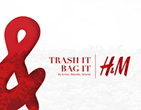 H&M: Trash It & Bag It